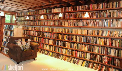 The Ultimate Personal Library (3/3)