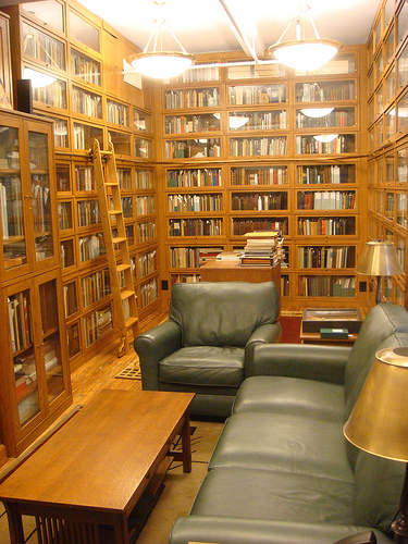 Case Study The Personal Library A Pictorial Kinna Reads