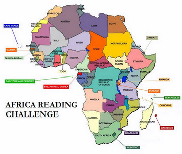 2017 Africa Reading Challenge | Kinna Reads