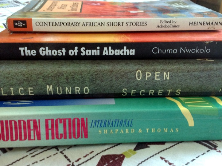 March 2013 reading