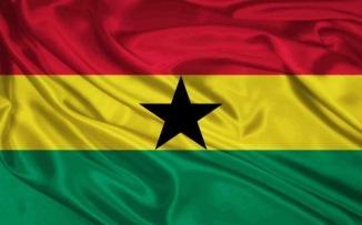 Ghana Flag 2