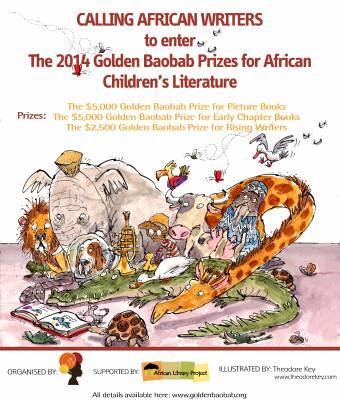 Golden baobab 2014_Literature-Prizes