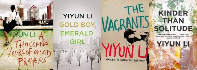 Books by Yiyun Li