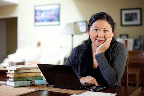 (Yiyun Li, by Don Feria/Getty Images, courtesy of The John D. & Catherine T. MacArthur Foundation / cc by-nc-nd)