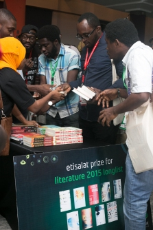 The Etisalat prize Table